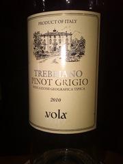 Trebbiano Pinot Grigio