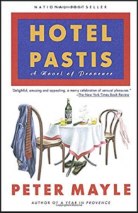 Hotel Pastis_by Peter Mayle